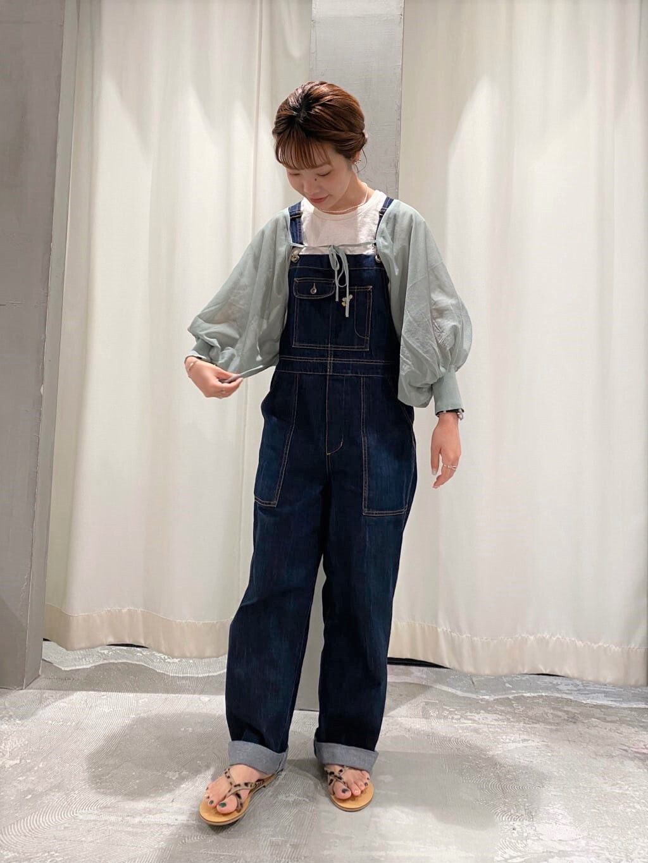 - CHILD WOMAN CHILD WOMAN , PAR ICI ルミネ横浜 身長:153cm 2021.07.15