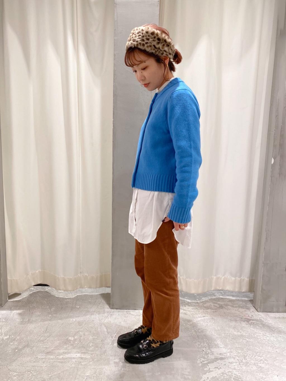 - CHILD WOMAN CHILD WOMAN , PAR ICI ルミネ横浜 身長:153cm 2020.10.28