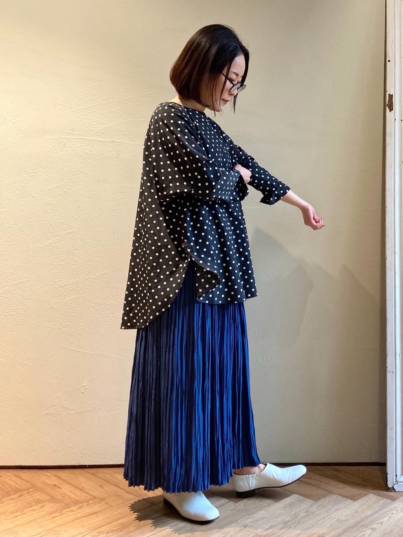 yuni 京都路面 身長:152cm 2021.03.26