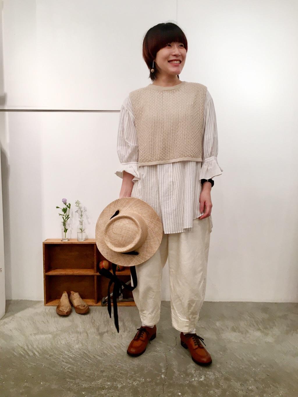 Malle chambre de charme 調布パルコ 身長:160cm 2020.07.13