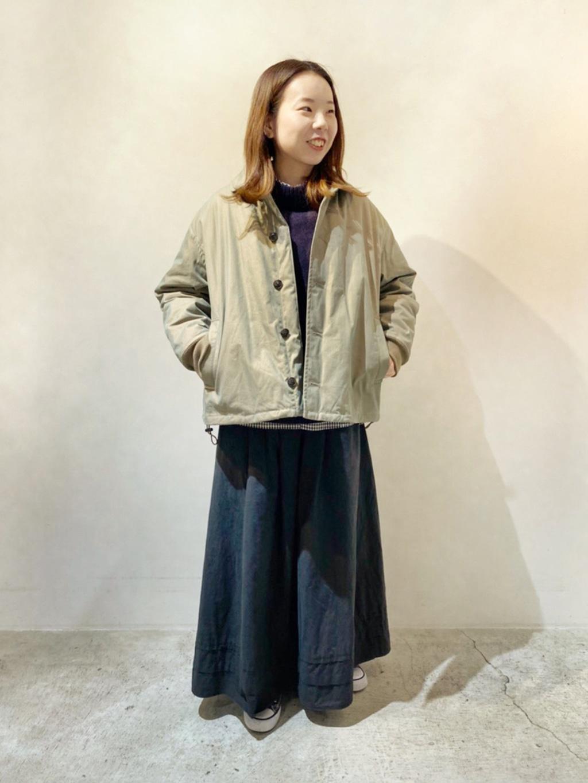 chambre de charme 京都路面 身長:155cm 2020.11.12