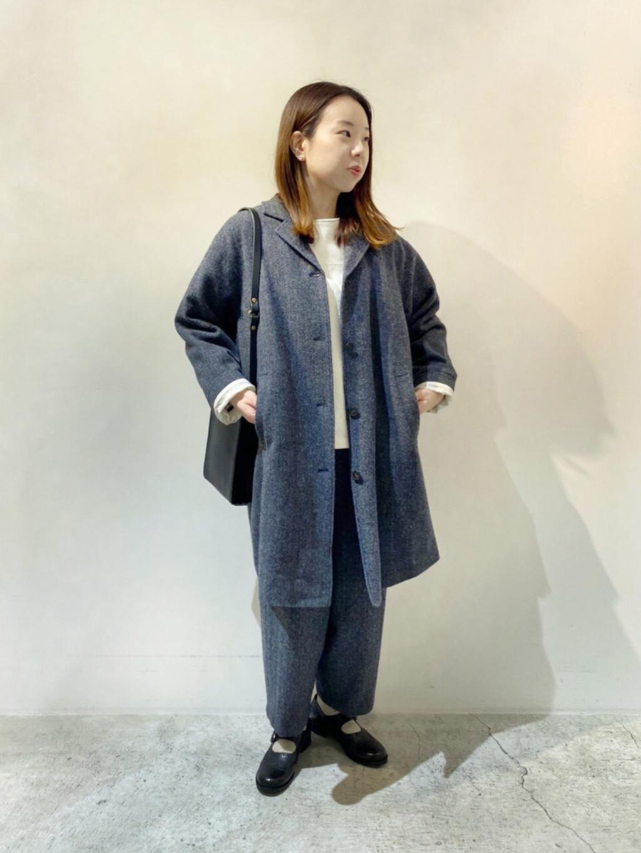chambre de charme 京都路面 身長:155cm 2020.11.13