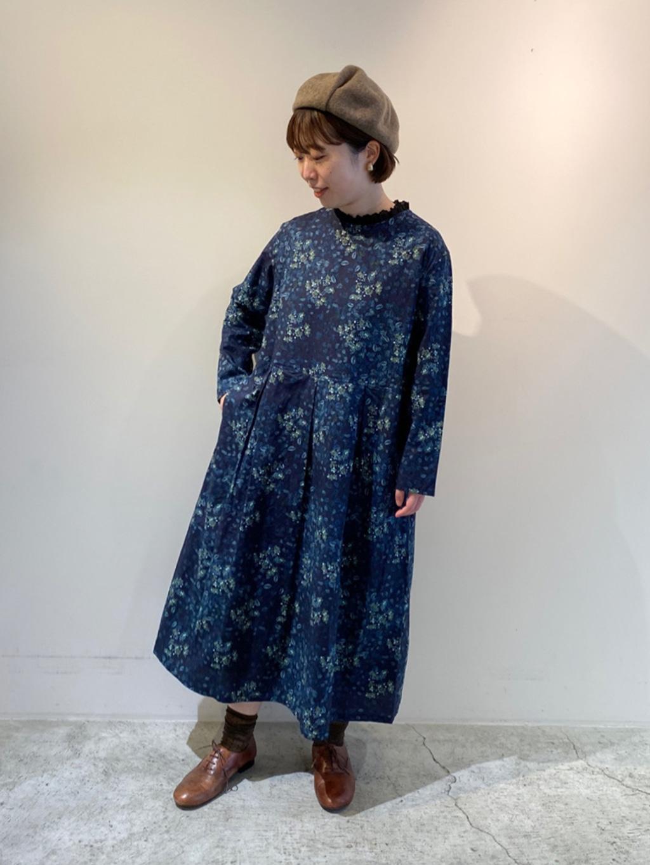 chambre de charme 京都路面 身長:150cm 2020.09.26