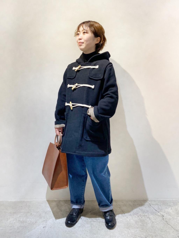 chambre de charme 京都路面 身長:150cm 2020.11.11