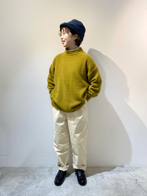 chambre de charme 京都路面 身長:150cm 2020.11.13
