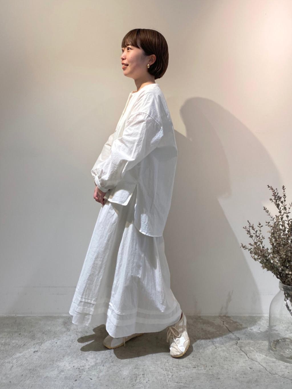 chambre de charme 京都路面 身長:150cm 2020.09.24
