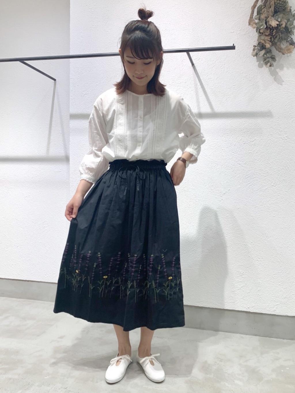 chambre de charme 横浜ジョイナス 身長:162cm 2020.07.29