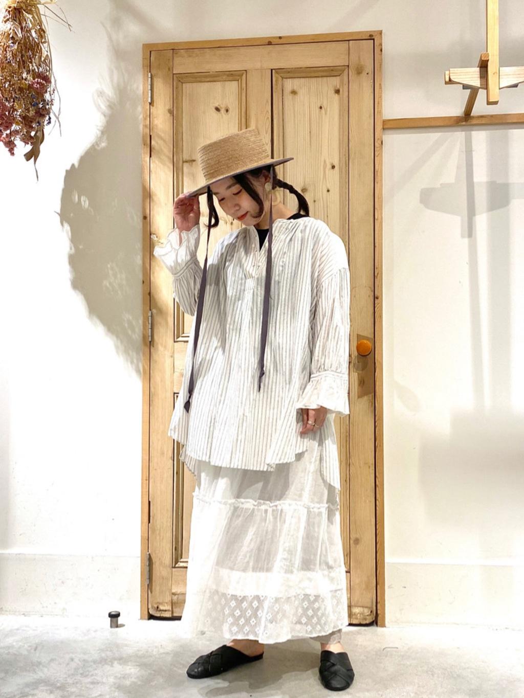 Malle chambre de charme 調布パルコ 身長:152cm 2020.08.20