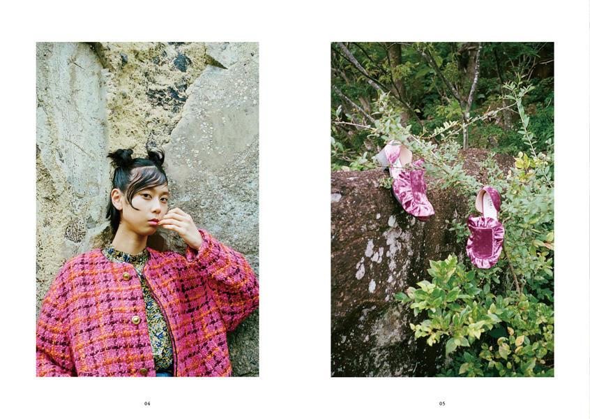 I am I|IAMI 2017 autumn/winter カタログ画像
