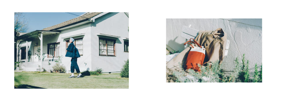 bulle de savon|bulle de savon 2019 spring / summer カタログ画像