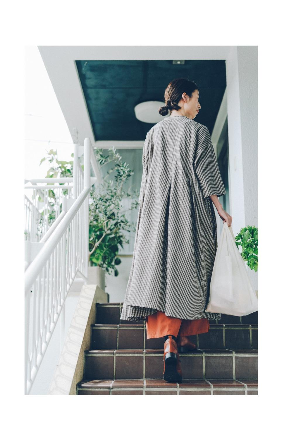 yuni|yuni 2019 autumn / winter カタログ画像