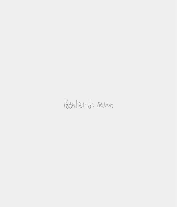 l'atelier du savon|l'atelier du savon 2016 autumn/winter カタログ画像