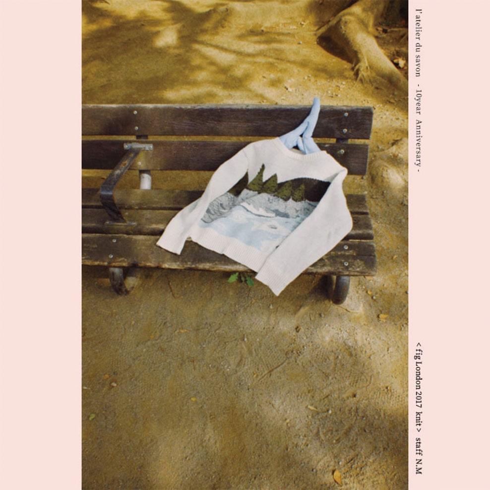 l'atelier du savon l'atelier du savon  2020  autumn & winter カタログ画像