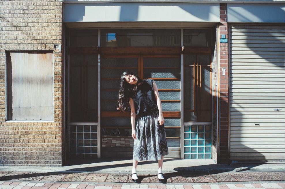 bulle de savon|bulle de savon 2016 spring/summer カタログ画像
