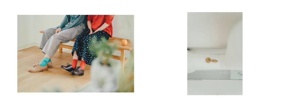 bulle de savon|bulle de savon 2018 spring/summer カタログ画像