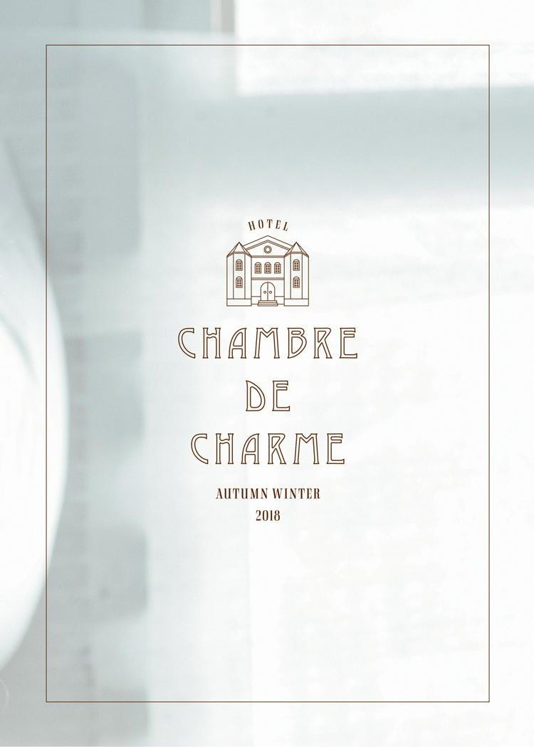 chambre de charme|chambre de charme 2018 autumn/winter
