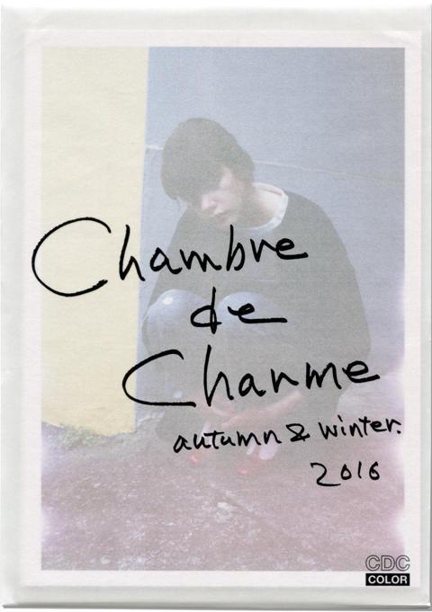 chambre de charme|chambre de charme 2016 autumn/winter カタログ画像