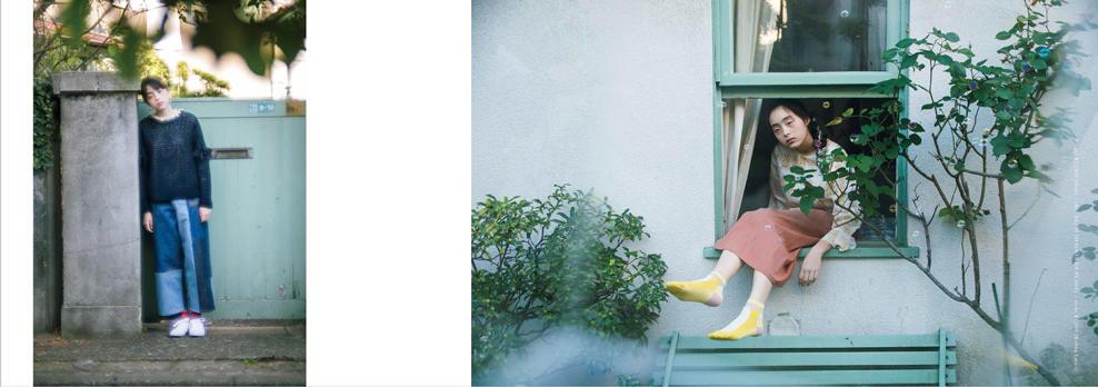 chambre de charme|chambre de charme 2017 spring/summer カタログ画像