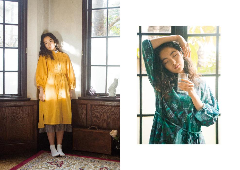 chambre de charme|chambre de charme 2018 spring/summer カタログ画像