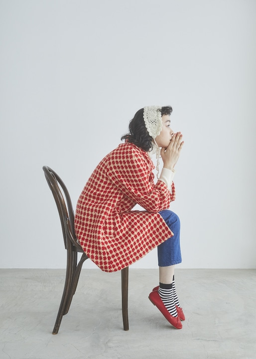 Dot & Stripes CHILD WOMAN|Dot & Stripes CHILD WOMAN 2020 AUTUM WINTER    カタログ画像