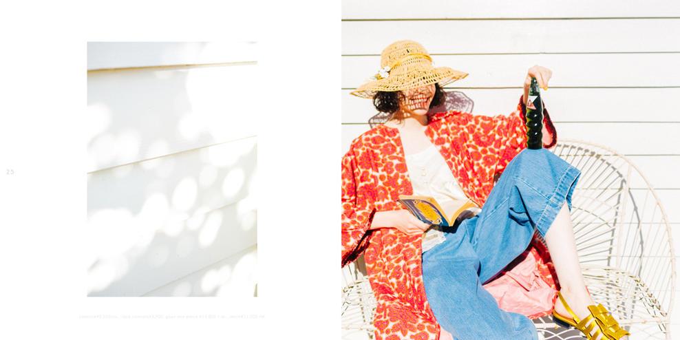 Dot & Stripes CHILD WOMAN|Dot & Stripes CHILD WOMAN 2018 spring/summer カタログ画像