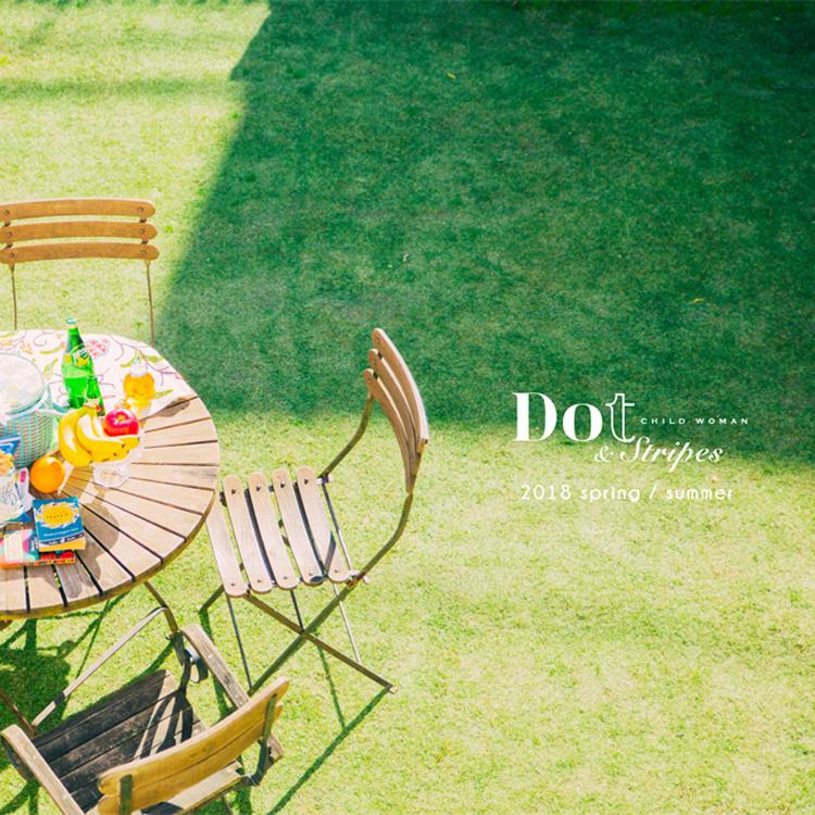Dot & Stripes CHILD WOMAN|Dot & Stripes CHILD WOMAN 2018 spring/summer
