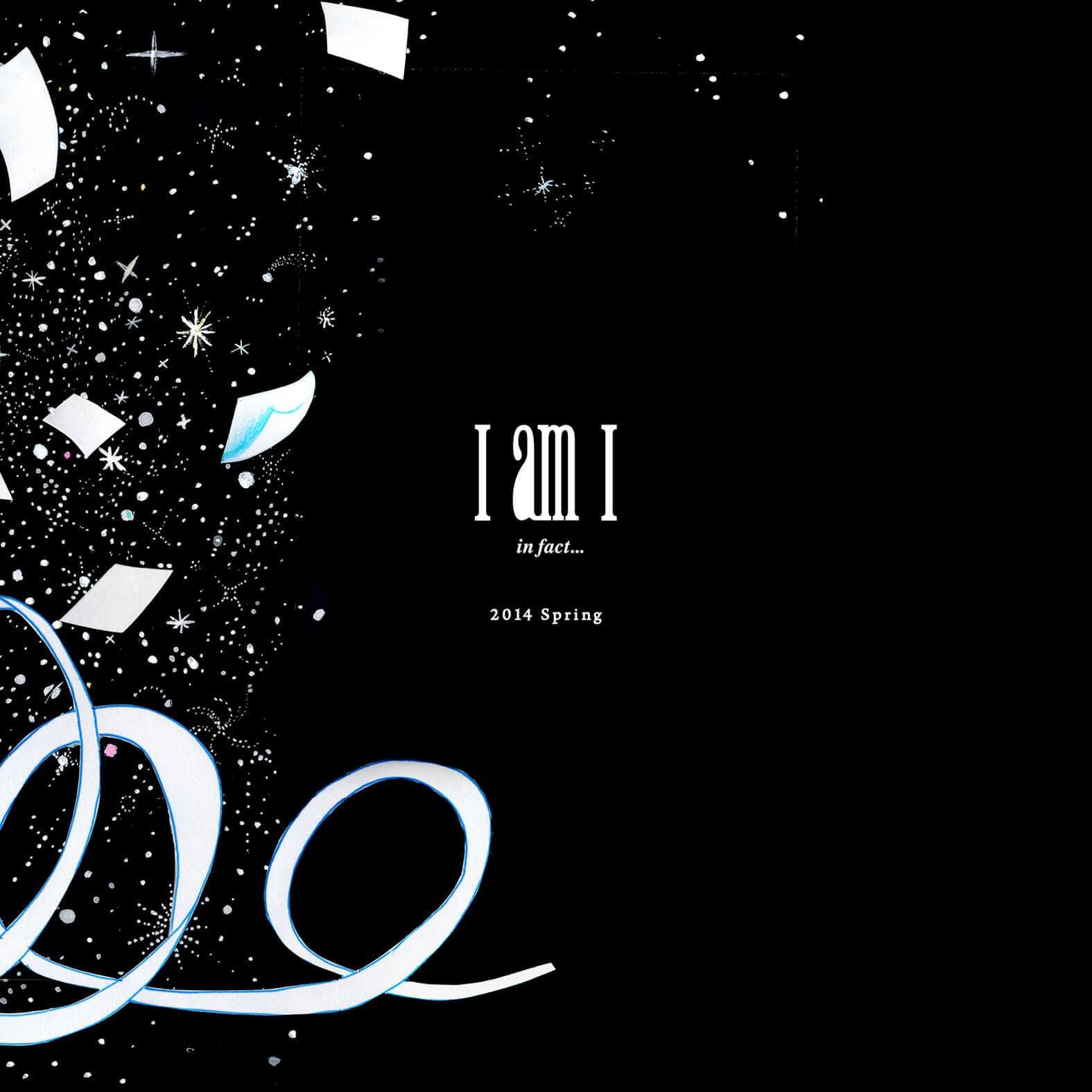 I am I|IAMI 2014 spring/summer カタログ画像