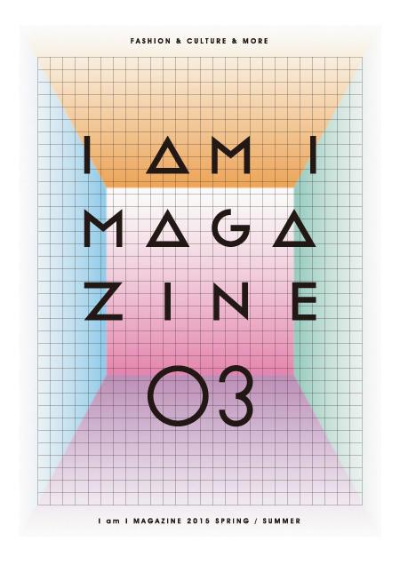 I am I|IAMI 2015 spring/summer