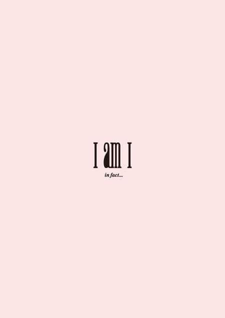 I am I|IAMI 2016 spring/summer カタログ画像