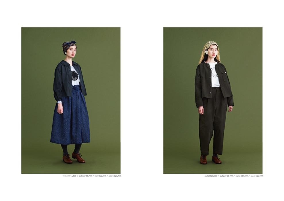 Malle chambre de charme|Malle chambre de charme 2019 autumn カタログ画像