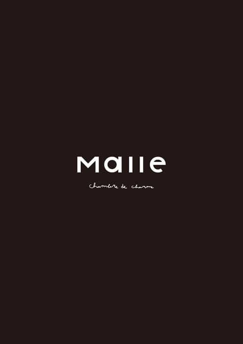 Malle chambre de charme|Malle chambre de charme 2018 autumn カタログ画像