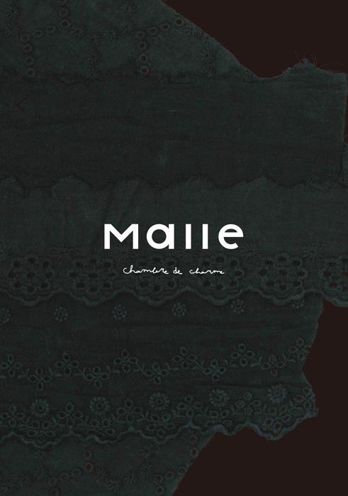 Malle chambre de charme|Malle chambre de charme 2018 spring カタログ画像