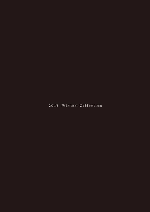 Malle chambre de charme|Malle chambre de charme 2018 winter カタログ画像