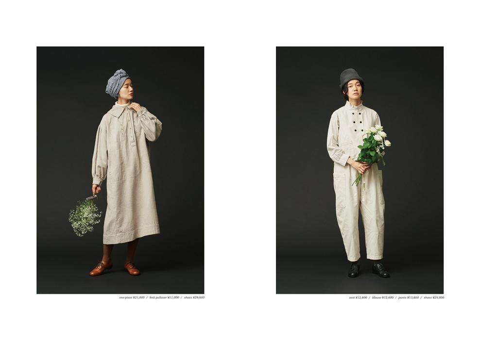 Malle chambre de charme Malle 2019 winter collection カタログ画像