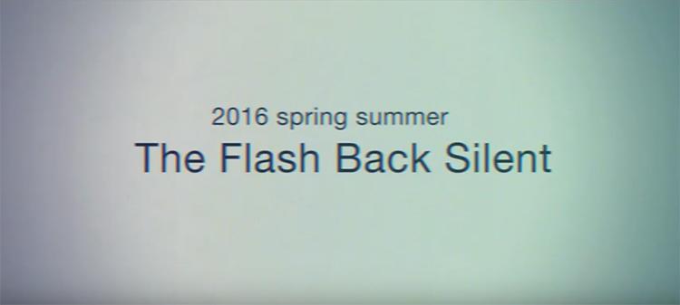 note et silence.|note et silence. 2016 spring/summer