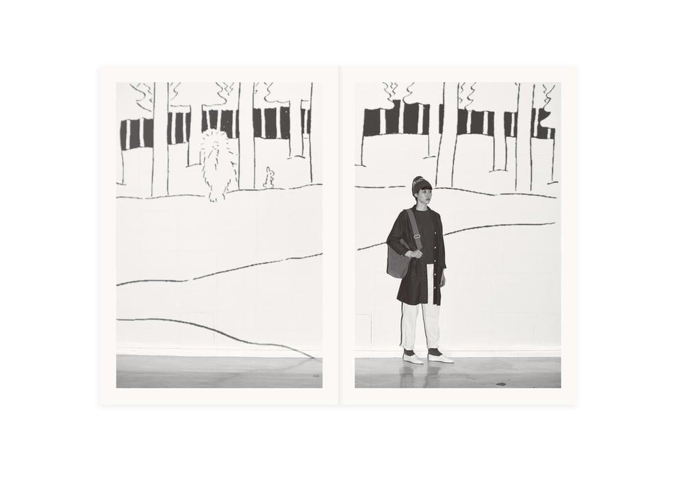 PAR ICI|PAR ICI 2014 autumn/winter カタログ画像
