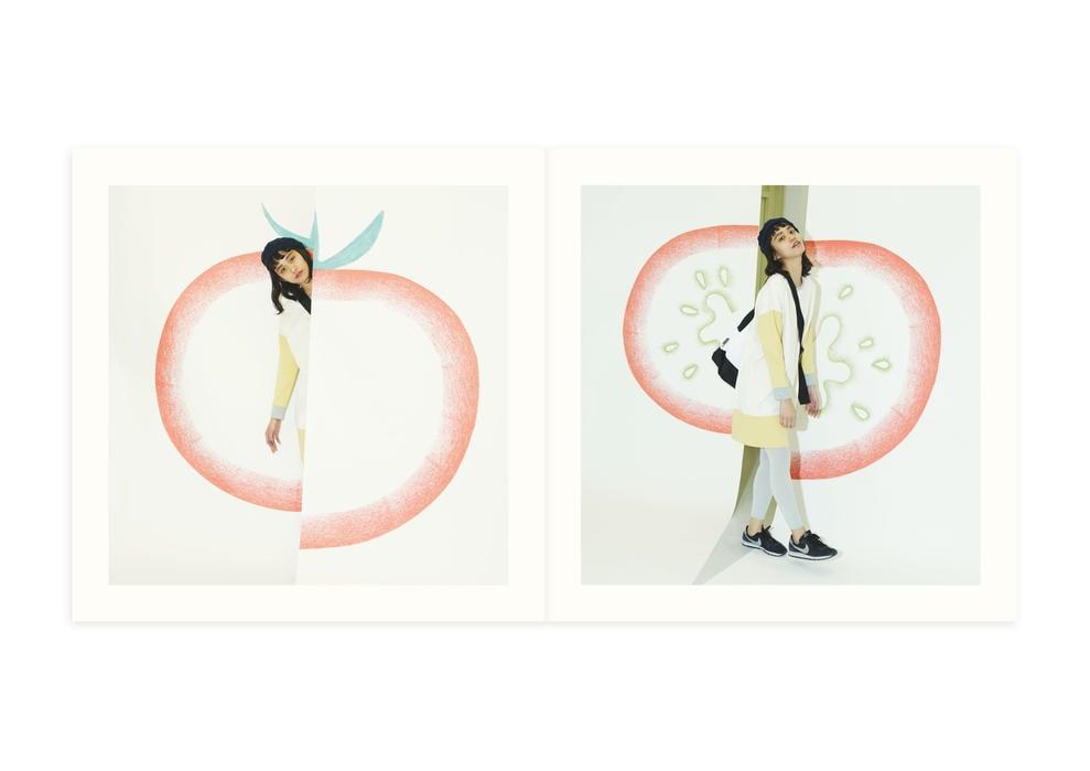 PAR ICI|PAR ICI 2015 spring/summer カタログ画像