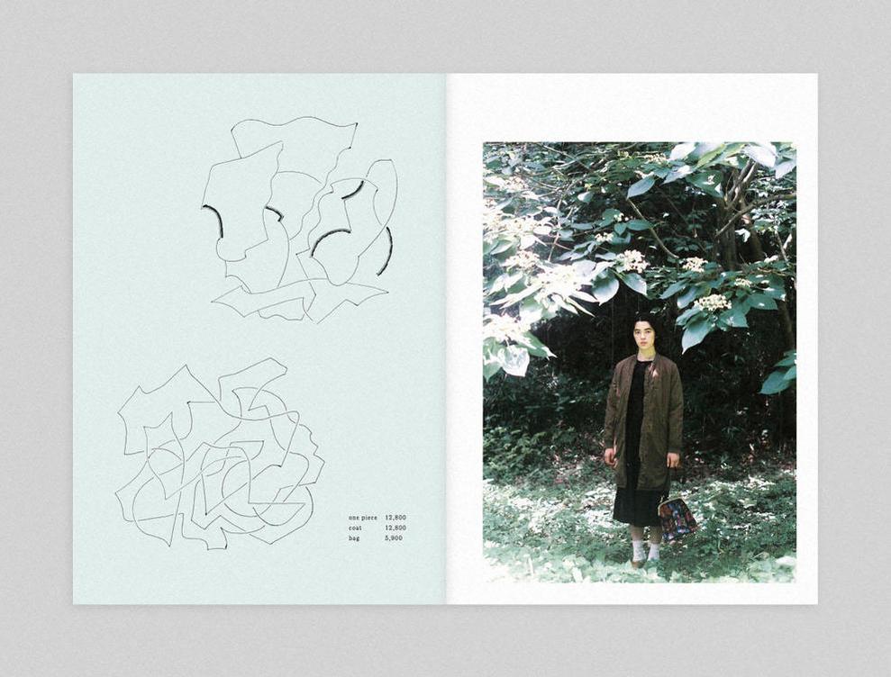 PAR ICI|PAR ICI 2016 autumn/winter カタログ画像