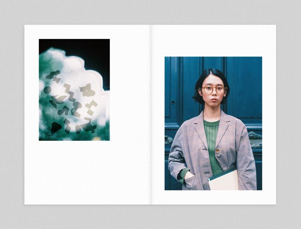 PAR ICI|PAR ICI 2017 autumn/winter カタログ画像