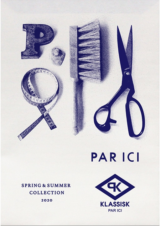PAR ICI|PAR  ICI 2020 SPRING & SUMMER  COLLECTION