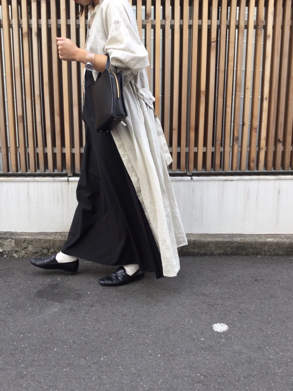 l'atelier du savon 代官山路面 身長:150cm 2020.04.14