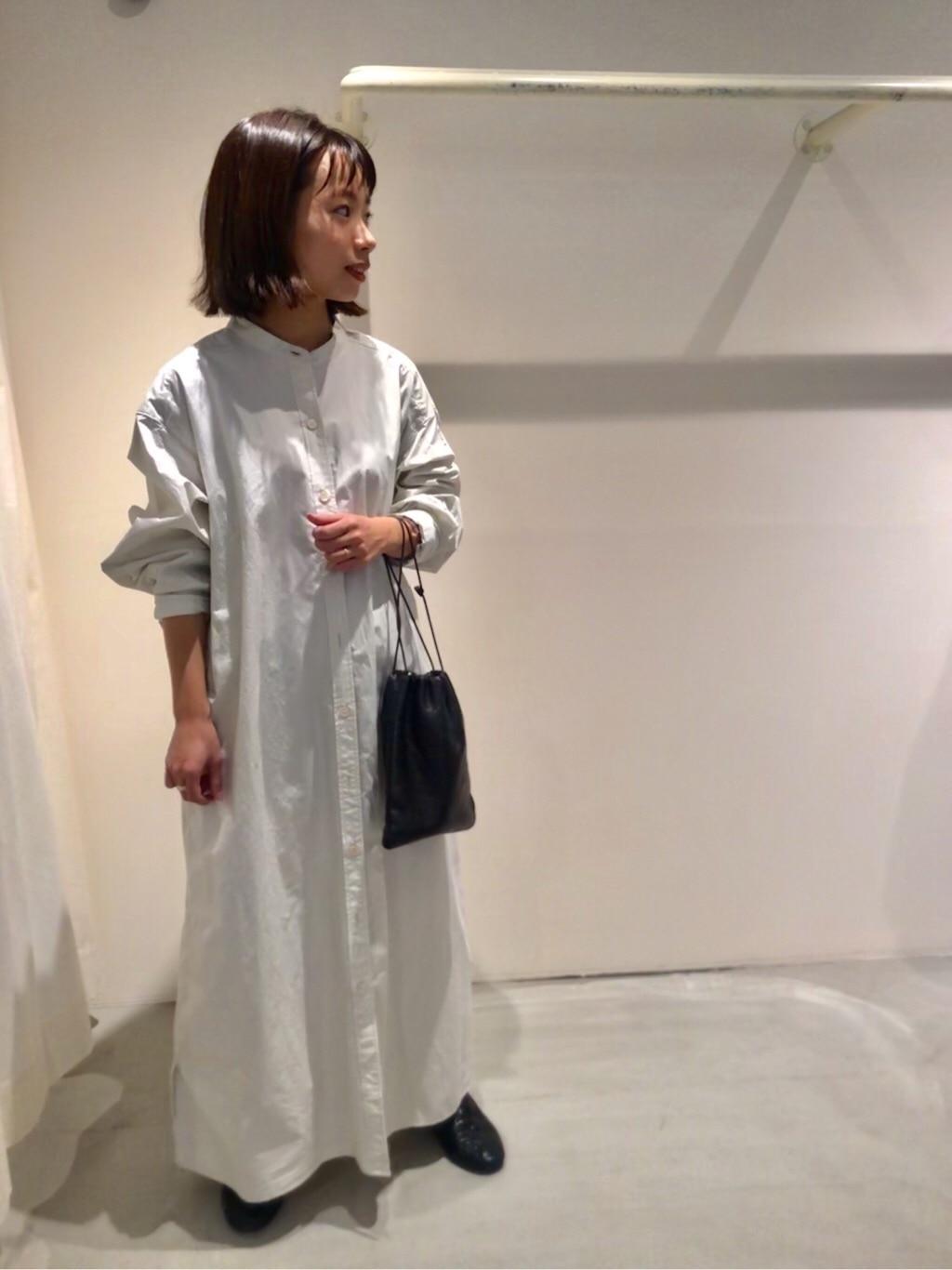 l'atelier du savon 代官山路面 身長:150cm 2020.02.20