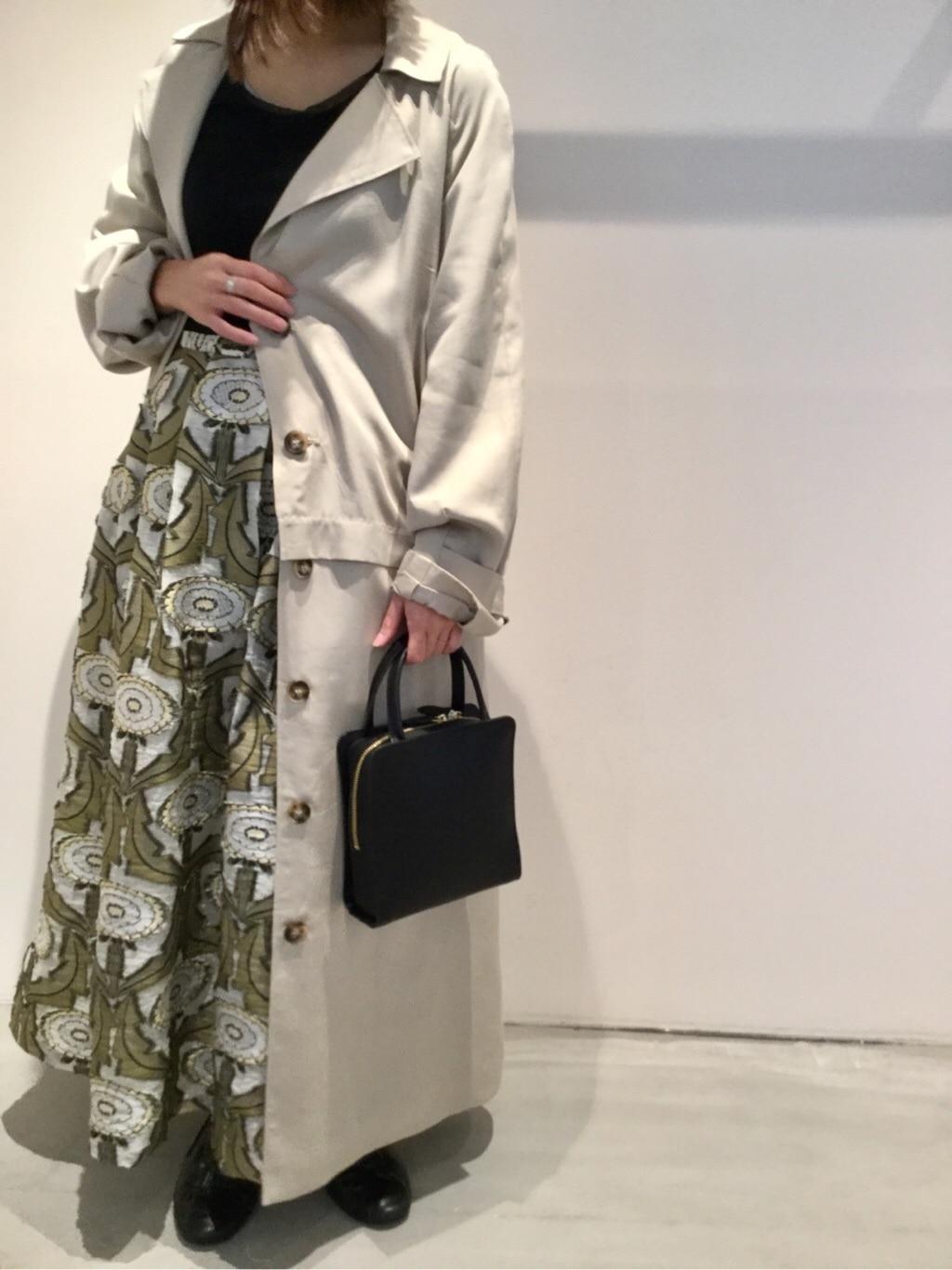 l'atelier du savon 代官山路面 身長:150cm 2020.03.12