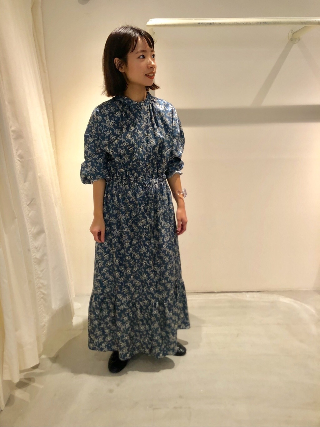 l'atelier du savon 代官山路面 身長:150cm 2020.02.18