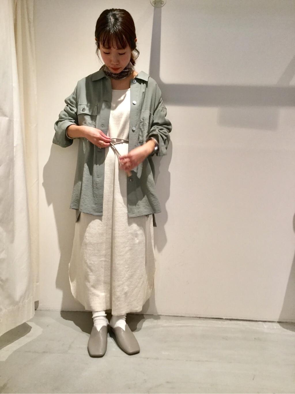 l'atelier du savon 代官山路面 身長:150cm 2020.01.28