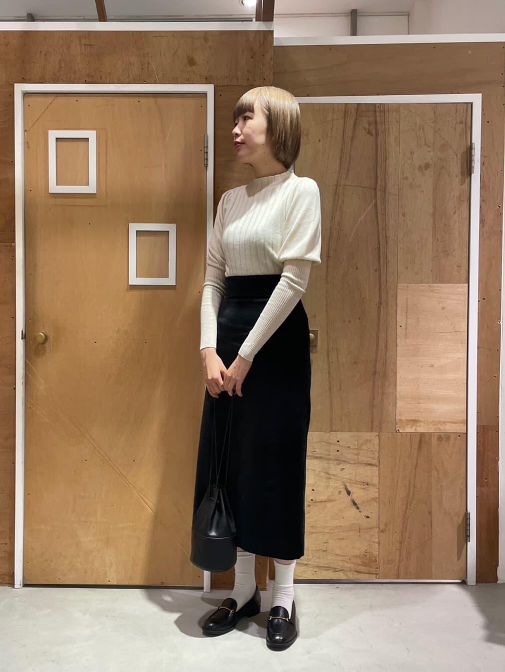 l'atelier du savon 新宿ミロード 身長:165cm 2021.10.21