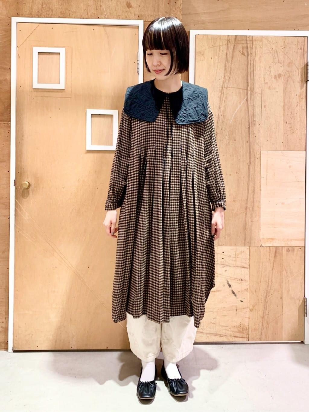 l'atelier du savon 新宿ミロード 身長:165cm 2021.10.09