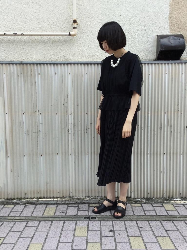 原宿路面 2019.08.23