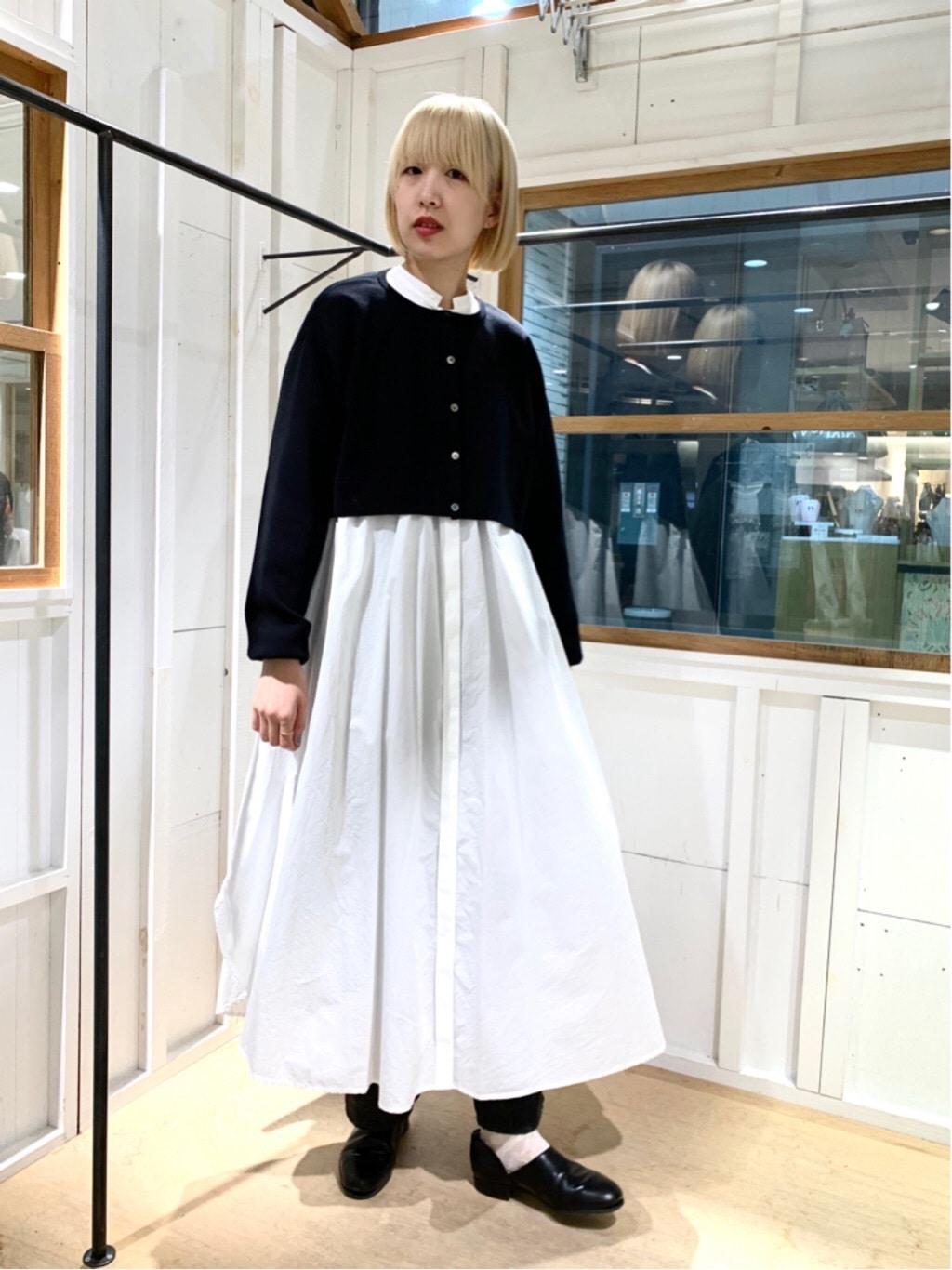 l'atelier du savon 新宿ミロード 身長:165cm 2020.09.14