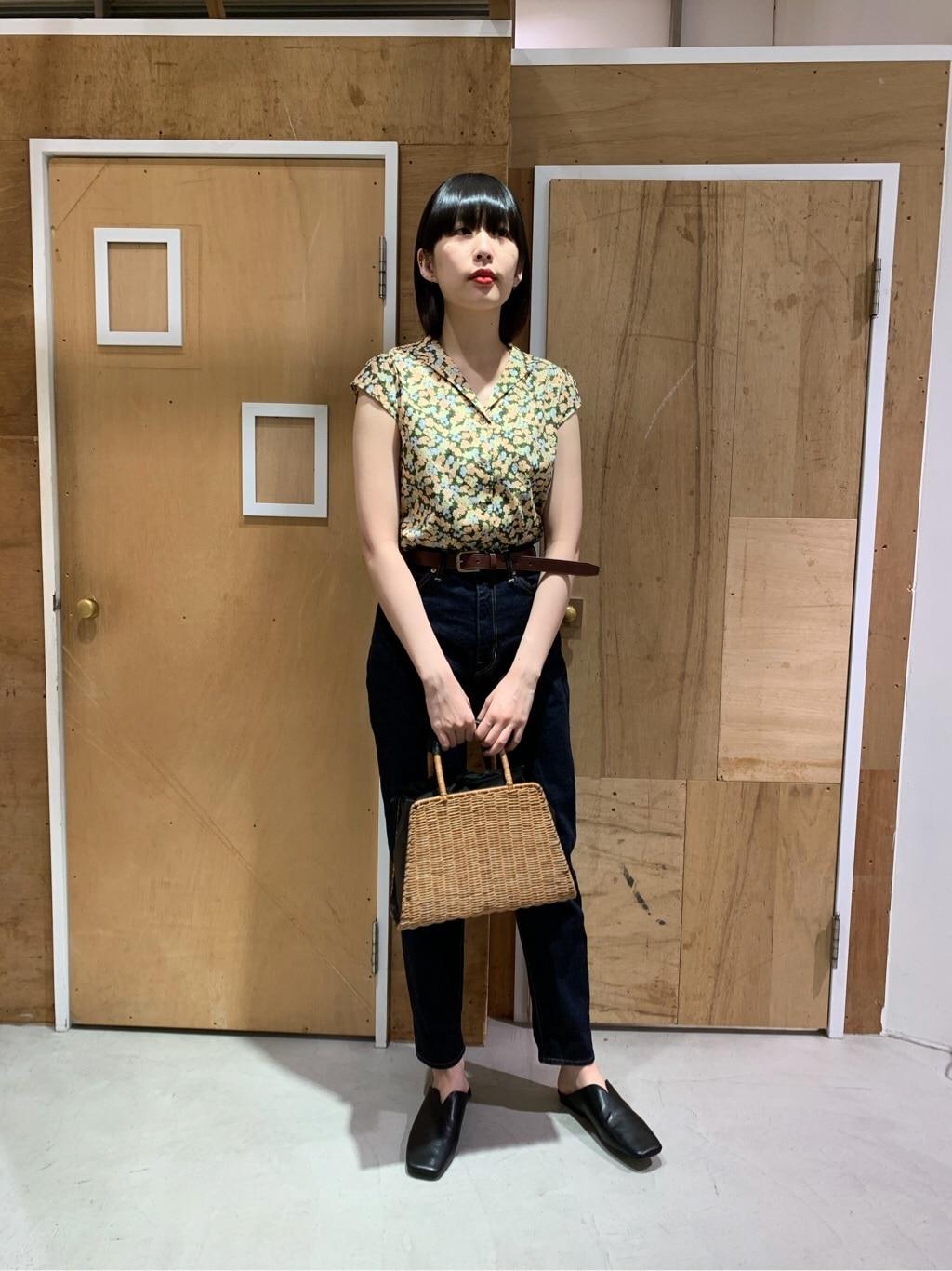 l'atelier du savon 新宿ミロード 身長:165cm 2020.05.19